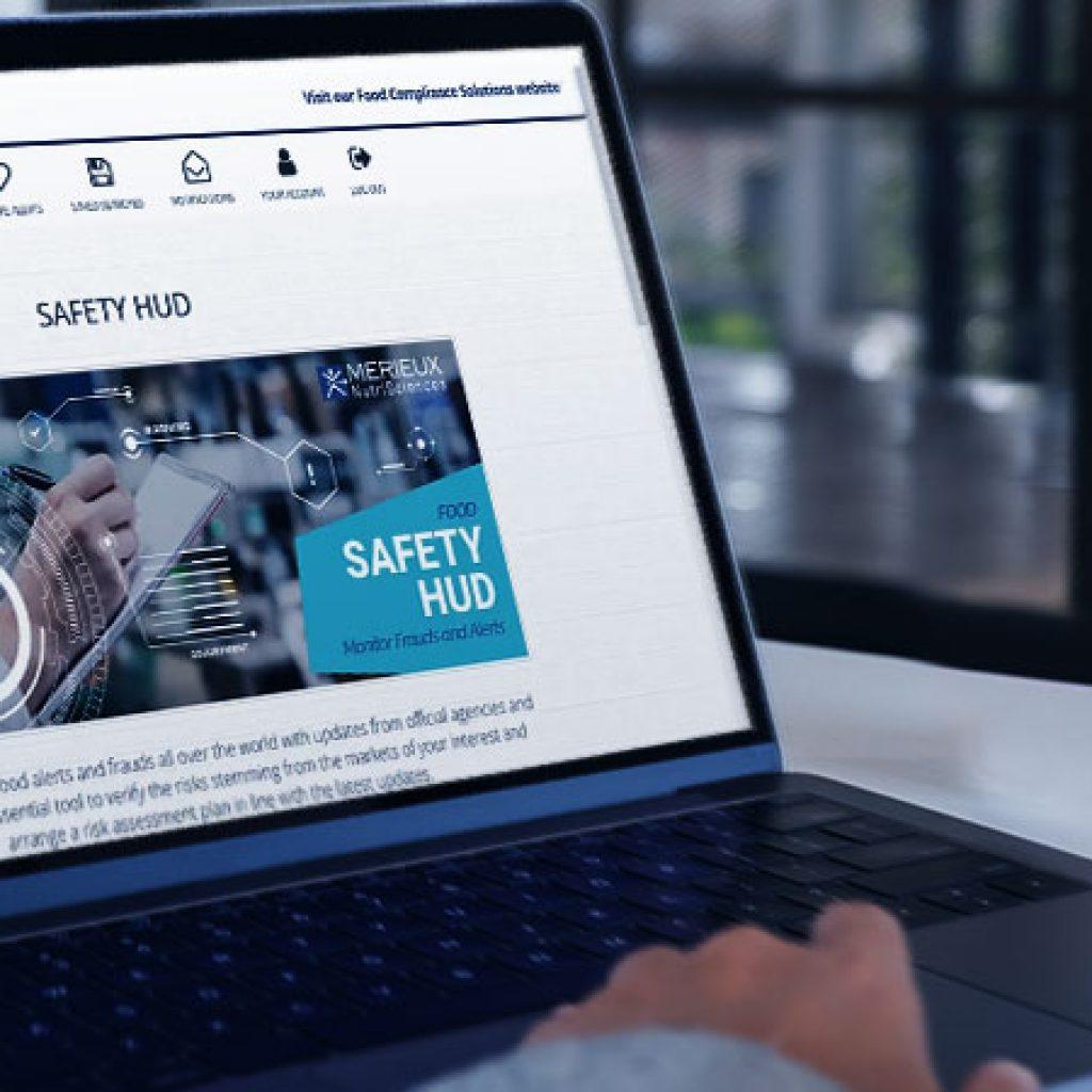 Safety HUD van Mérieux geeft QA manager inzicht en rust